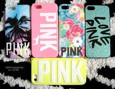 VS PINK phone cases just got a pineapple one