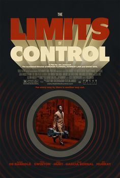 Jim Jarmusch's The Limits of Control (2009)