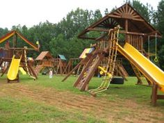 The Stir Crazy Moms' Guide to Durham: Rainbow Play Systems