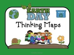Bring awareness to the importance of protecting our beautiful planet and all living things while teaching your students about Thinking Maps with th...