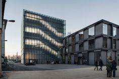 Museo d'arte di Bregenz, Austria.