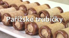 Czech Recipes, Russian Recipes, Low Carb Lunch, Low Carb Breakfast, Low Carb Desserts, Low Carb Recipes, Christmas Baking, Christmas Cookies, Czech Desserts