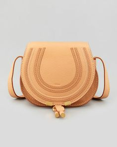 This Marcie Small Satchel Bag from Chloe is so sweet!!!
