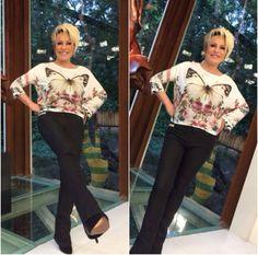 Ana Maria Braga/ Look da Ana nº 337