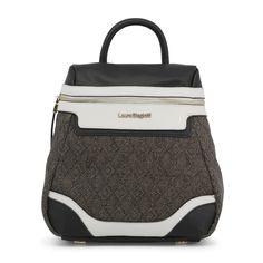 08c17207c12d Laura Biagiotti Women's Backpack Handbag Rucksack Daypack Zip Black  #fashion #clothing #shoes #