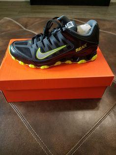 774e86642cfda NIB Men s Nike Reax 8 TR Mesh Running Cross Training Shoes Size 9  fashion