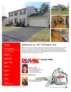 Welcome home to 167 Whitaker Ave