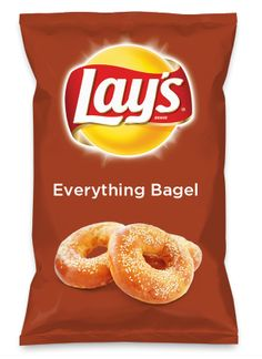 Wouldn't Everything Bagel be yummy as a chip? Lay's Do Us A Flavor is back, and the search is on for the yummiest flavor idea. Create a flavor, choose a chip and you could win $1 million! https://www.dousaflavor.com See Rules.