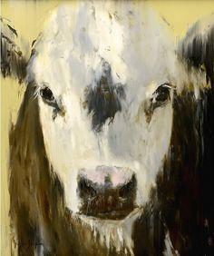 """Mumford by Elsa Sroka Oil ~ 20"""" x 16"""""""