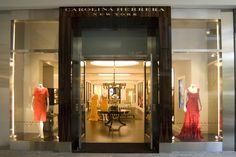 Bal Harbour's Carolina Herrera New York Store.  Email stylist@cherrera.com for…