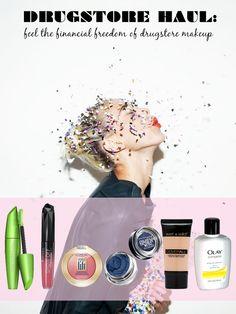 Drugstore Beauty Booty