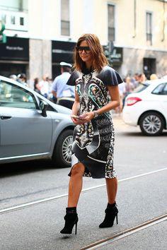 Milan Fashion Week SS14, Christine Centenera