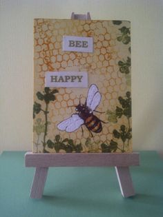 ATC - Bee Mine for Valentines
