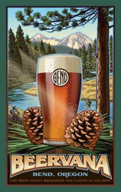"Beervana, Bend Oregon www.LiquorList.com ""The Marketplace for Adults with Taste!"" @LiquorListcom   #LiquorList.com"