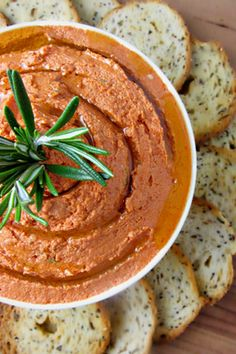 Sun-dried Tomato Goat Cheese Dip. Goat cheese is highly underrated and it's one of the most versatile ingredients to use!