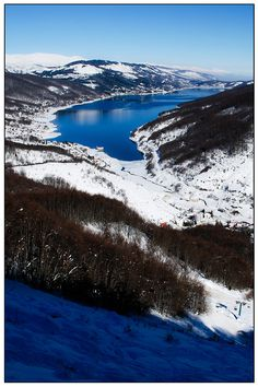 Mavrovo, Macedonia.I want to go see this place one day.Please check out my website thanks. www.photopix.co.nz