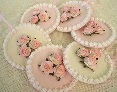 Post photos of light pink things. Clothes, jewelry, shoes, flowers, cupcakes anything pale pink and family friendly. Cameo Cookies, Rose Cookies, Paint Cookies, Tea Cookies, Galletas Cookies, Fancy Cookies, Sweet Cookies, Flower Cookies, Cupcake Cookies