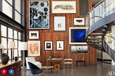 In Los Angeles, designer Dan Fink and architect Tim Murphy give a Silicon Valley client a showstopping dream home.