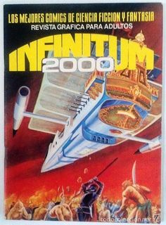 INFINITUM 2000 Nº28 (Tebeos y Comics Pendientes de Clasificar)