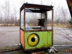 Chernobyl: Ghost town