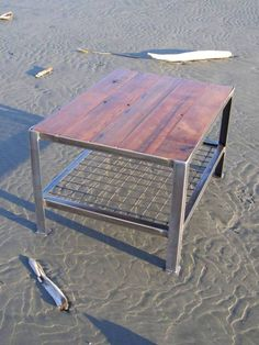 A Bit Cagey Coffee Table