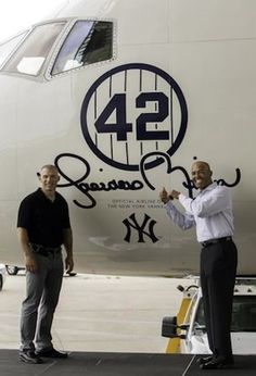 Mariano Rivera's latest retirement gift? A Delta jet dedicated to him - Yahoo! Sports