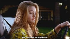 Pin for Later: 31 Totally Rad Clueless Quotes That Summarise Your Adulthood When Your Dad Wants to Know Why You Owe to the Makers of Candy Crush It just makes more sense to have a family mobile plan, OK? Clueless Quotes, Clueless 1995, Clueless Fashion, Clueless Aesthetic, Driving Quotes, Cher Horowitz, Alicia Silverstone, Movie Shots, 90s Movies