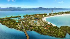Visit Norwegian's New Harvest Caye Port in Belize - Cruise Maven