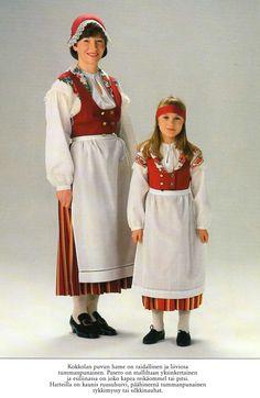 Kokkola, Finland Folk Costume, Costumes, Frozen Costume, The Shining, Mother And Father, Mothers Love, Traditional Dresses, Folklore, Culture