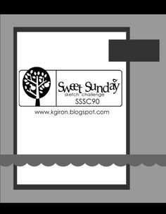 SSSC90   by Sweet Sunday Sketch Challenge