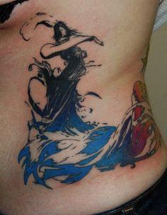 Final Fantasy X tattoo. I want this.