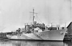 HMCS Owen Sound was a modified Flower-class corvette that served with the Royal Canadian Navy during the Second World War. She fought primarily in the Battle of the Atlantic as a convoy escort.