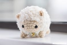 "free pattern : amigurumi sheep by ""momomints"""