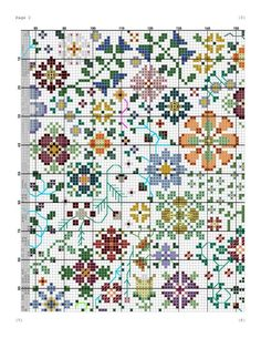 Santa Cross Stitch, Cross Stitch Tree, Cross Stitch Flowers, Cross Stitch Charts, Cross Stitch Designs, Cross Stitch Patterns, Cross Stitching, Cross Stitch Embroidery, Cross Stitch Cushion