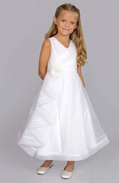 ce2992b6232a Us Angels flowergirl Chloe dress style 380 available online for purchase.  Super Mommy of love · dresses for women and girls