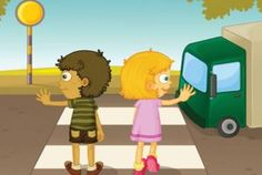 Road Safety Education for Kids