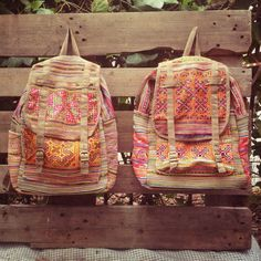 Ethnic Backpack by Living International