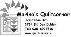 Ramen Lappen en kleine Supergoof Trunkshow bij Marina's Quiltcorner