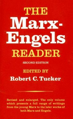 The Marx-Engels Reader (Second Edition) by Karl Marx et al.,