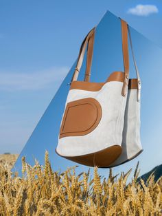 Pin Toile Lin : Ivory & Allure : Végétal - Delvaux Spring-Summer 2015 collection #Delvaux #SS15