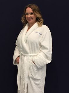 Our popular customized Blue Water Spa Robes are back! This year, our robes are softer, thicker and more luxurious than ever before. Our robes are complimentary with a purchase of one of the following holiday packages:  -  The Gift Facial with Luxury Robe, $200 -  Beverly Hills Facial with Luxury Robe, $300 -  BWS Signature Facial with Luxury Robe, $150 -  Holiday Aromatherapy Facial with Luxury Robe, $150 www.bluewaterspa.com