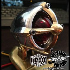 cool tail lamp by TT Japan