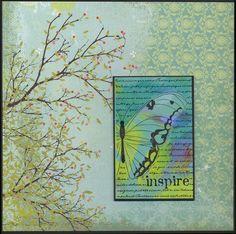 MILLSREPCO BLOG: Inspire Butterfly