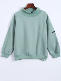 SHARE & Get it FREE | Patch Turtle Neck SweatshirtFor Fashion Lovers only:80,000+ Items • New Arrivals Daily Join Zaful: Get YOUR $50 NOW!