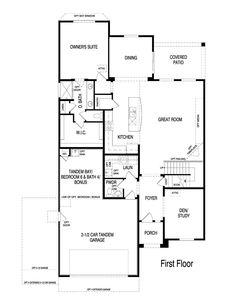 superb pulte home plans | small & medium houses | pinterest