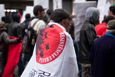 """Resistência Urbana - Frente Nacional de Movimentos.    Ato """"Chega de sufoco e corrupção: por um transporte público estatal de qualidade!"""" 14/08/2013. Foto: Susan Ritschel."""