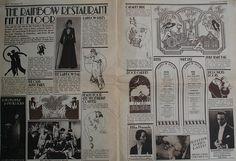 1973 BIBA newspaper