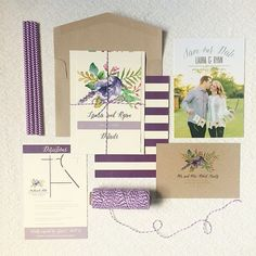Watercolor takes the #1 spot in wedding invitation trends! Invitation suite by Touies Design. #bridesofoklahoma #weddinginvitation #suite #watercolor #trends #oklahoma #weddinginspiration