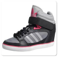 adidas Amberlight Up Sneakers #wedgesneakers #sneakers #adidas