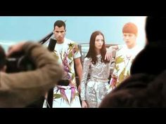 Givenchy Spring Summer 2012 Ad Campaign (+playlist)